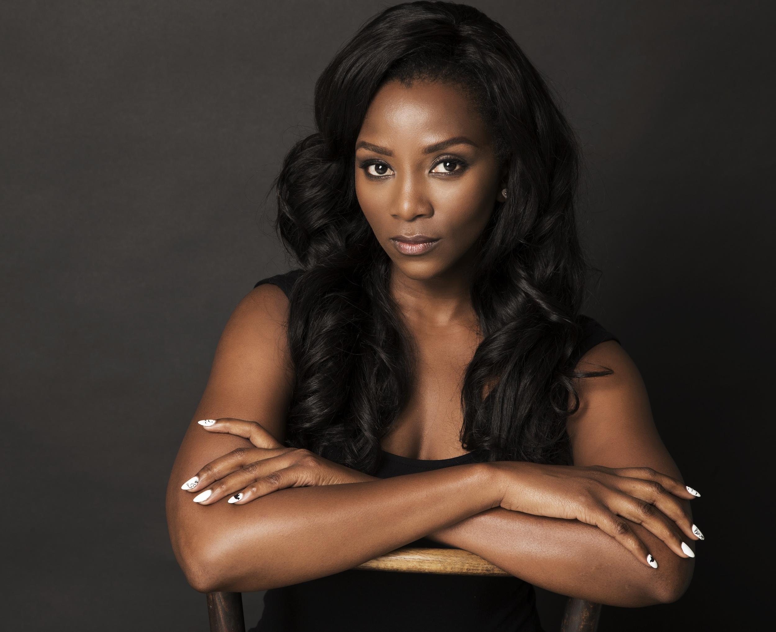 Nollywood celebrity genevieve nnaji fucked