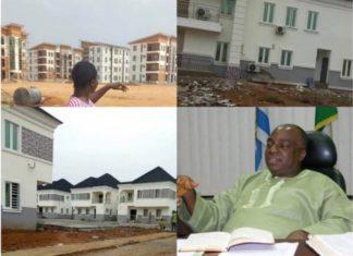 mega housing project